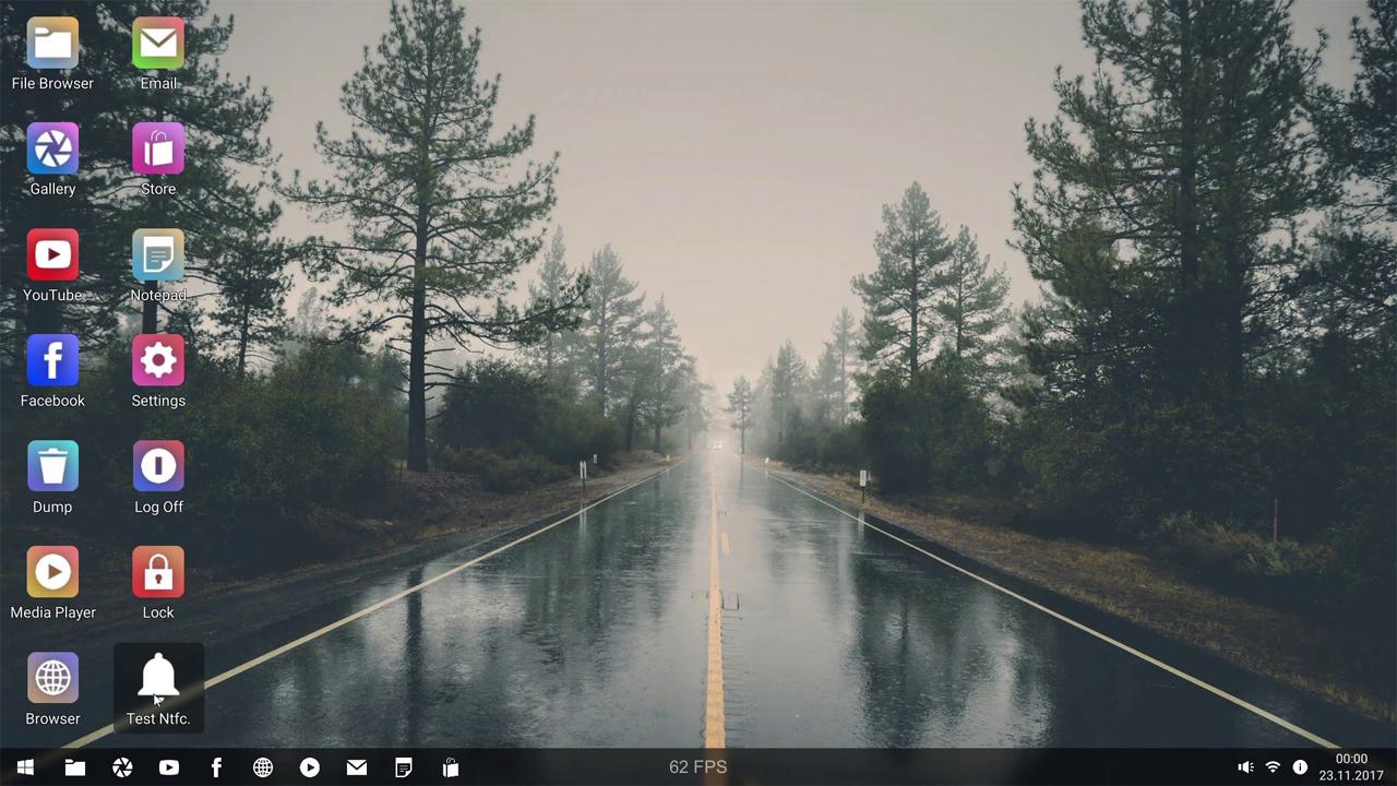 Glass OS