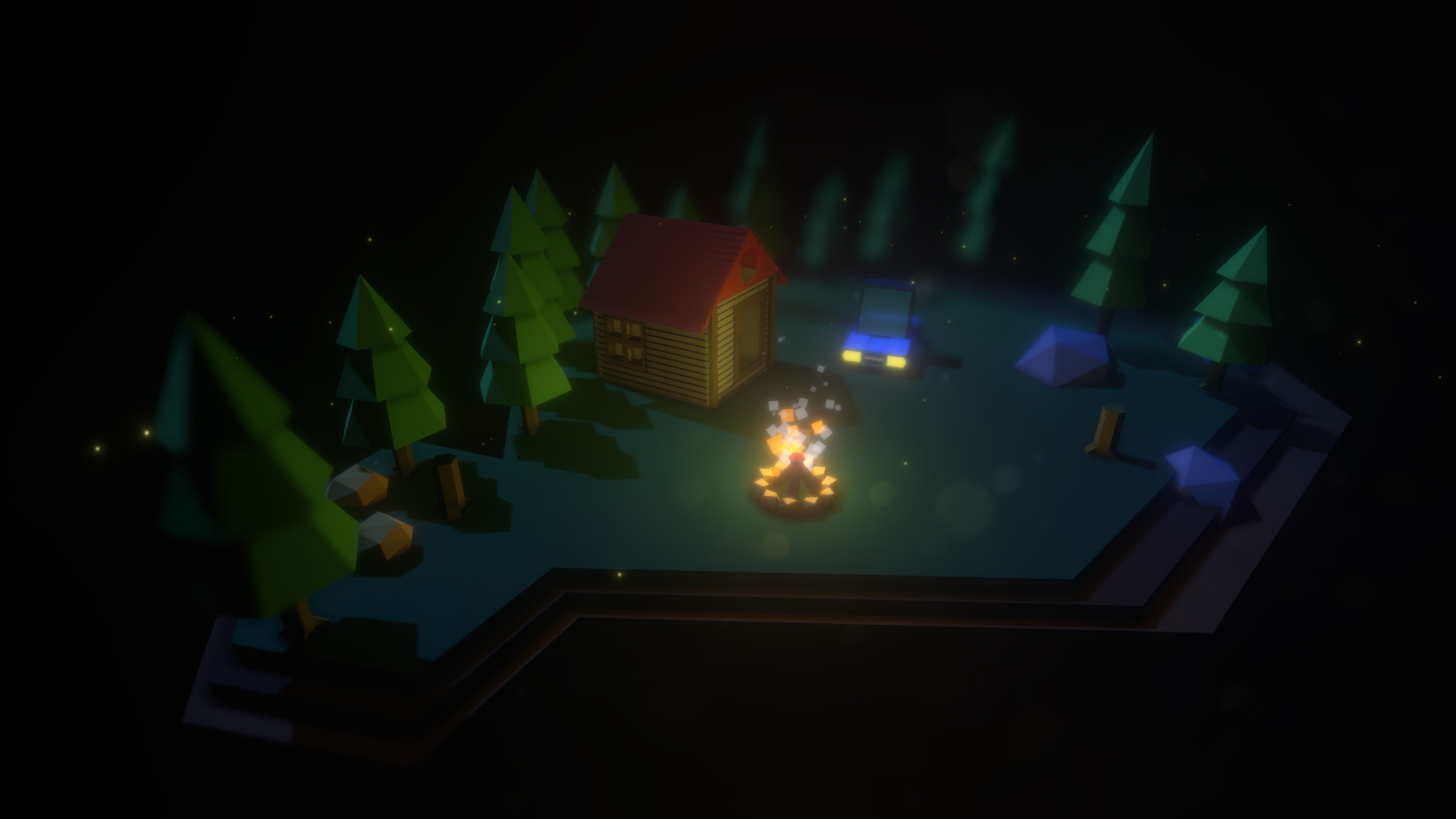 Low Poly Environments Pack