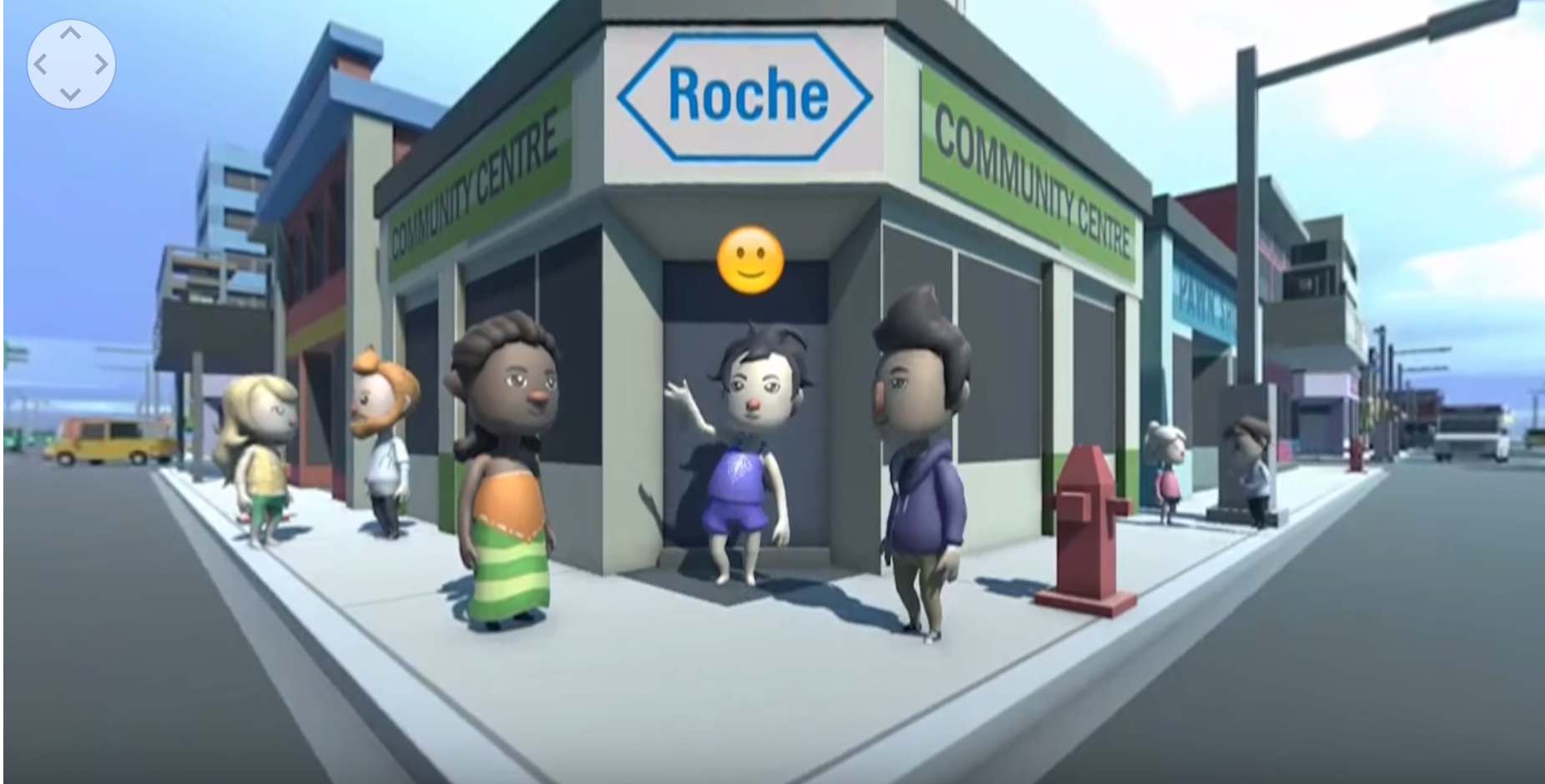 Roche Diabetes Mobile VR Introduction