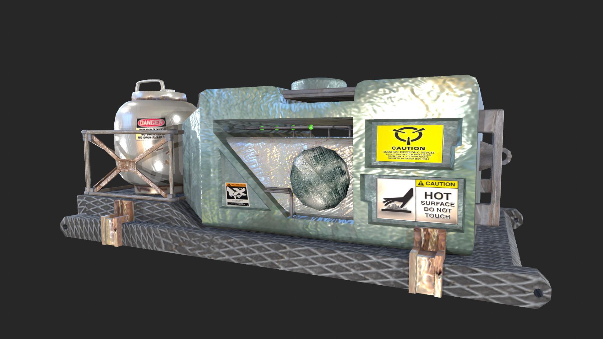 Sci FI Generator