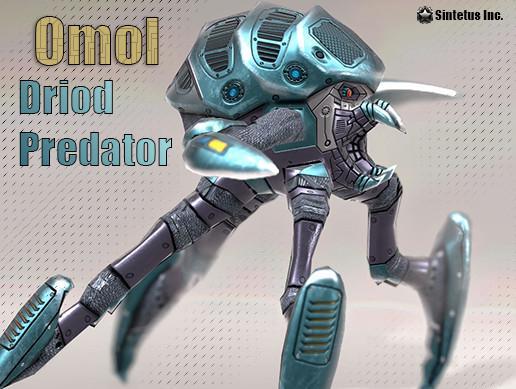 creature Omol