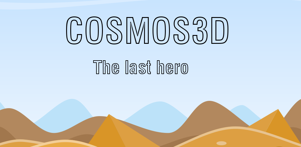 Cosmos3D - The Last Hero