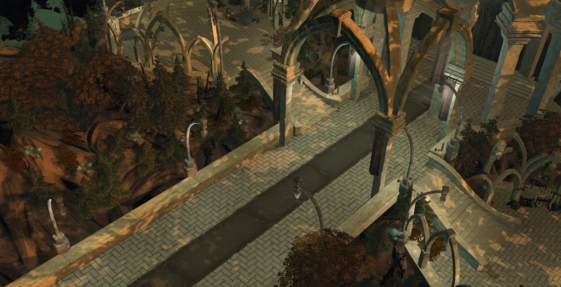 Rpg game Environment