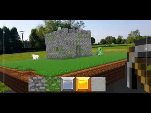 AR creepers and blocks