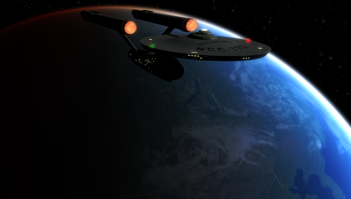 Star Trek TOS private fan project