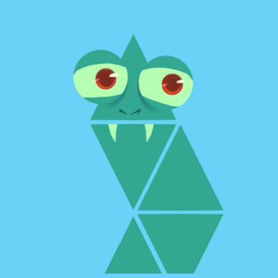 Triangle Snake