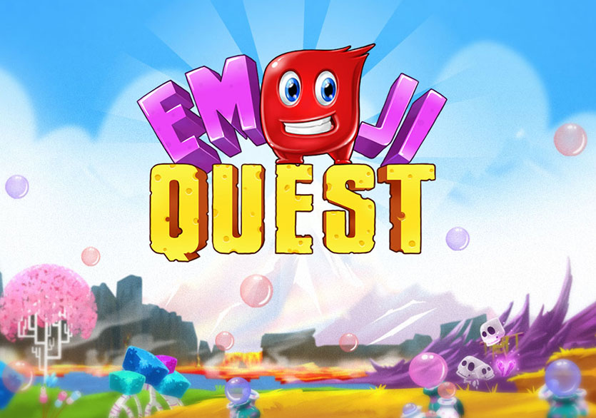 Emoji Quest Crush and Blast Match Chain Faces