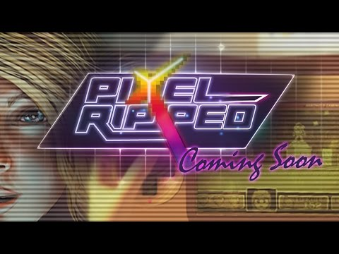 Pixel Ripped 1989 Teaser - Coming soon in 2018! Published by ARVORE