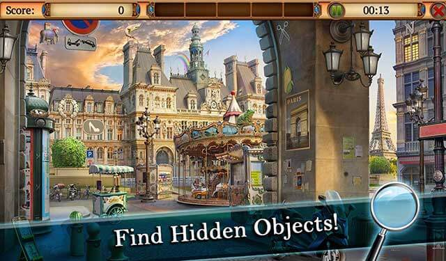Mystery Society 2: Hidden Objects