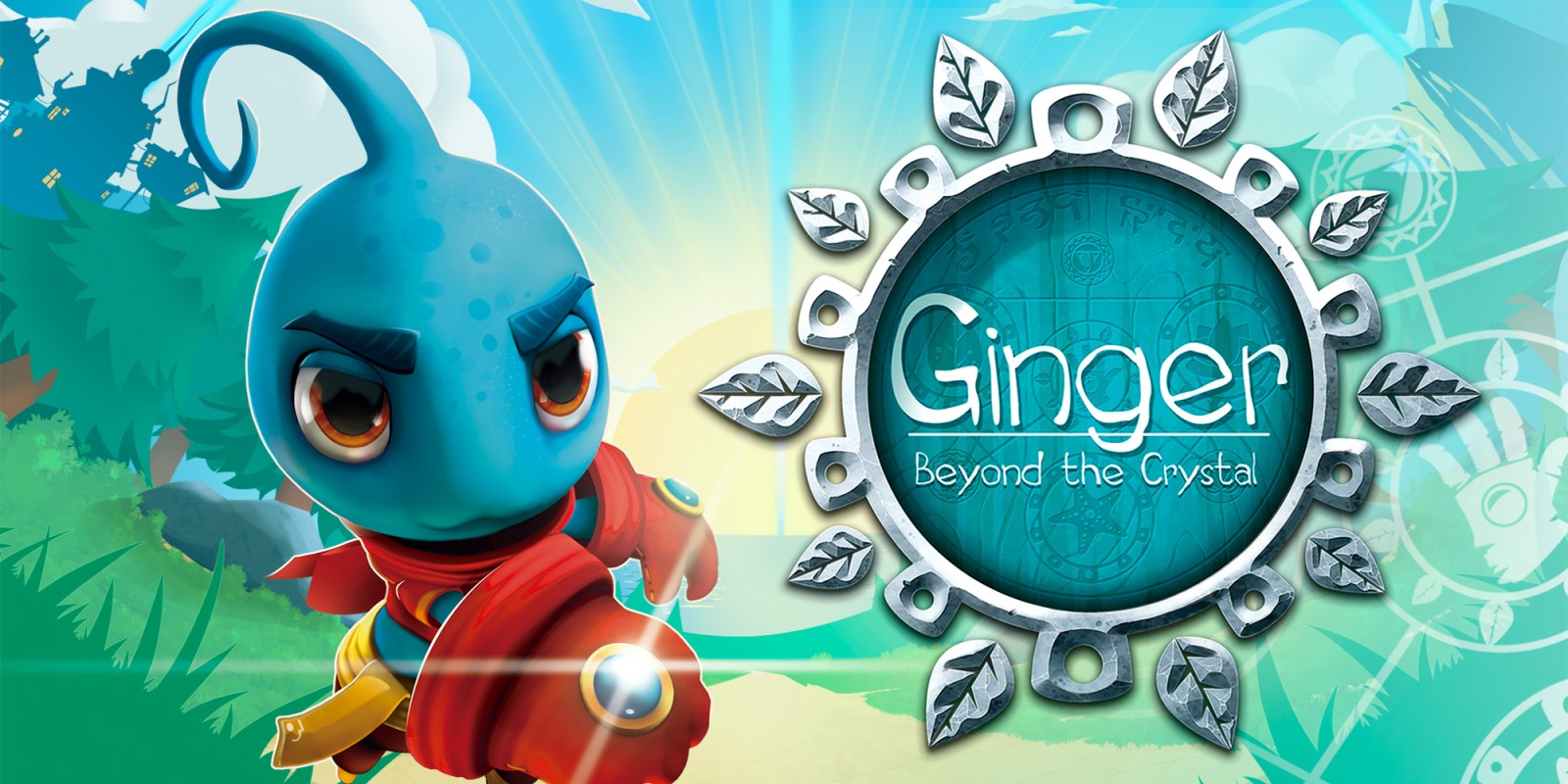Ginger: Beyond The Crystal (Nintendo Switch porting)