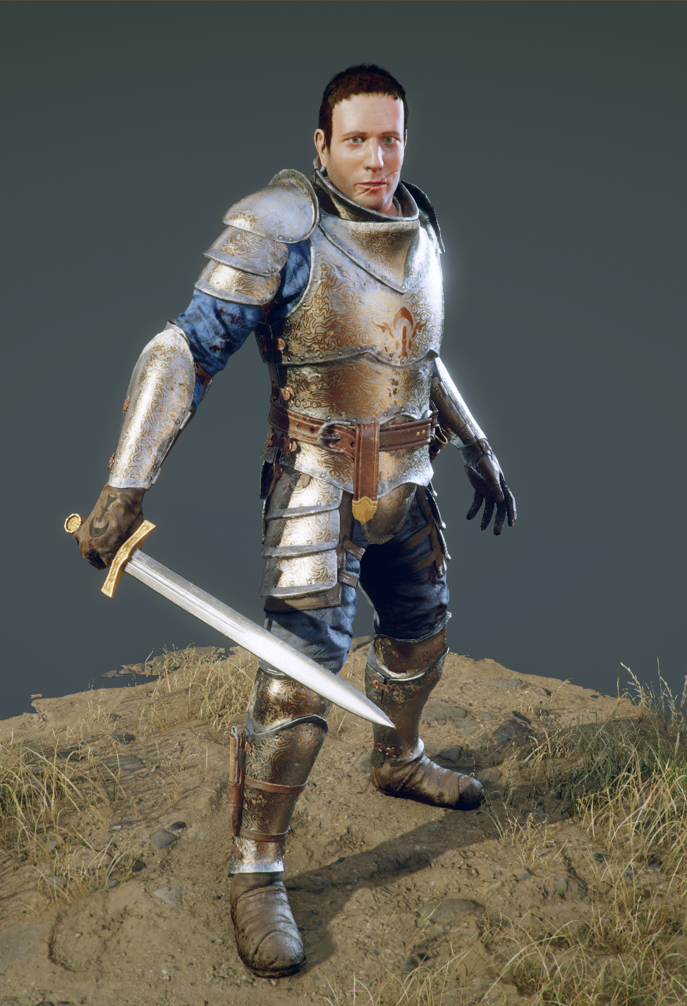 Knight Character