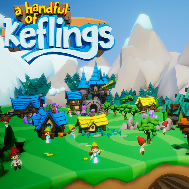 A Handful of Keflings