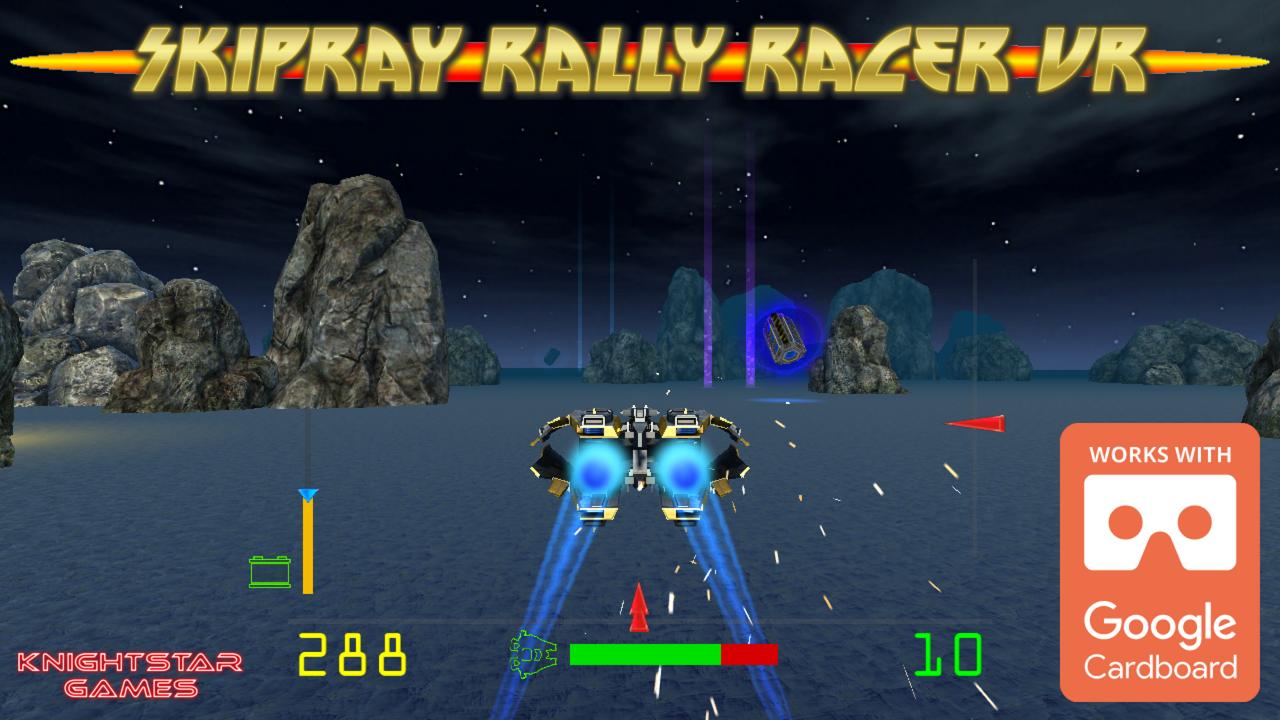 SkipRay Rally Racer VR