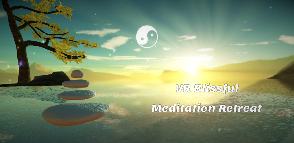 VR Blissful Meditation Retreat
