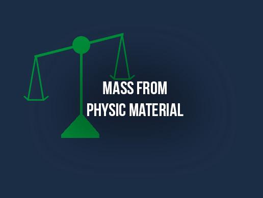 Mass Calculator from Physics Materials