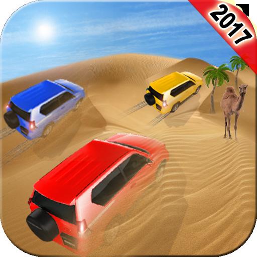 Desert Luxury Prado Driving