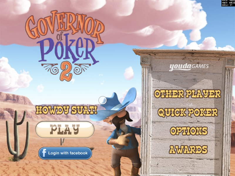 Governor Poker - Remastered For Mobile