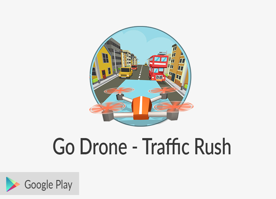 Go Drone Traffic Rush