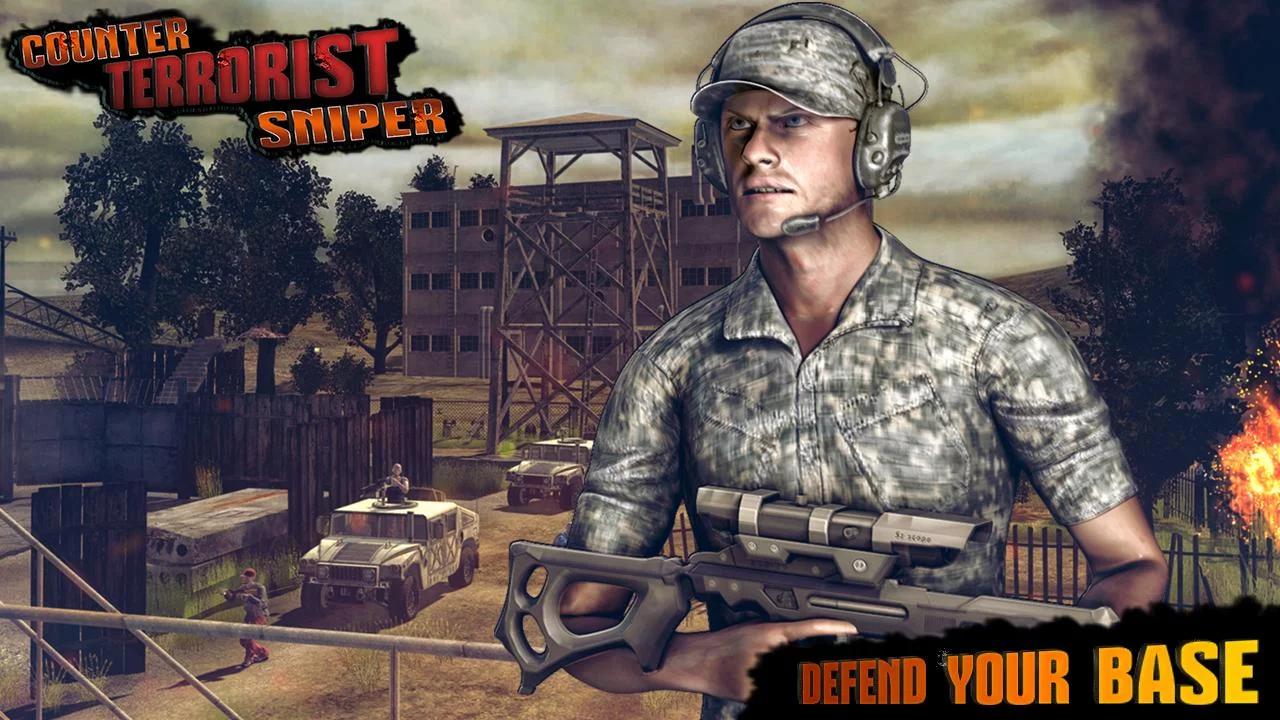 Counter Terrorist Sniper