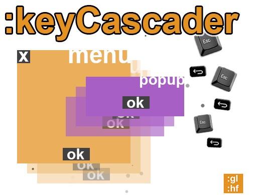 keyCascader