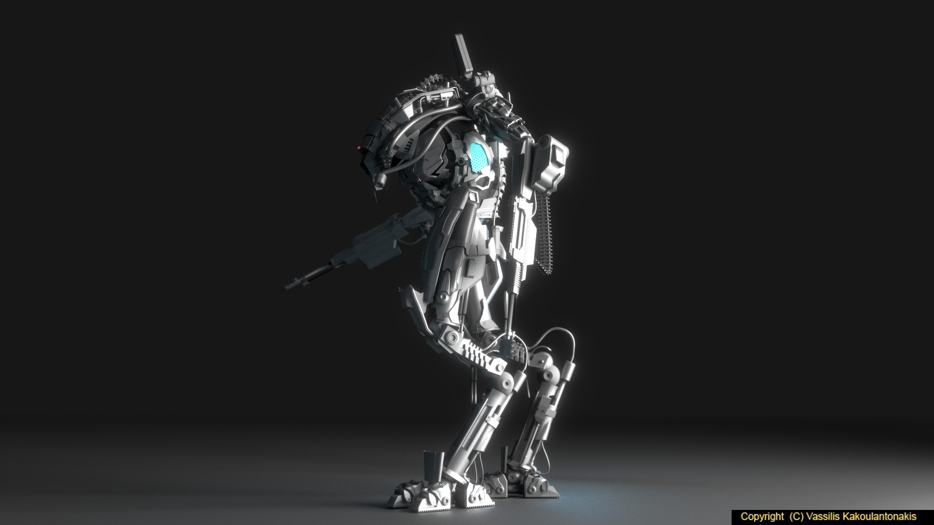 Robot Warrior