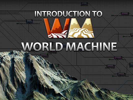 Introduction to World Machine - Tutorial Series  Add Images