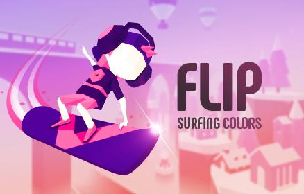 [MWU Korea '18] FLIP : Surfing Colors / Left Right