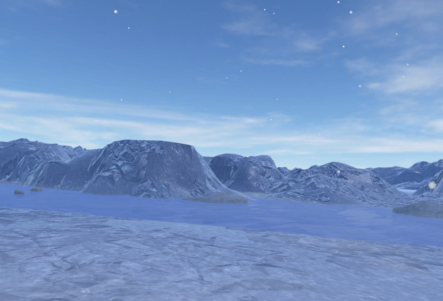 VR Arctic Experience