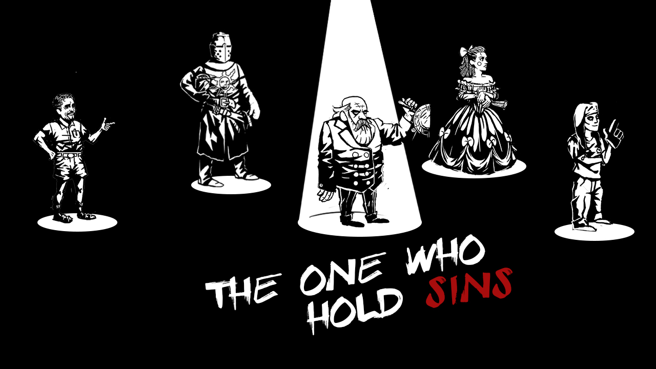 The one who holds sins