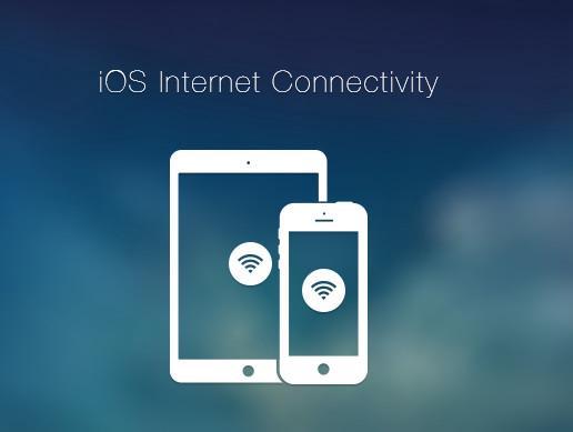 iOS Internet Connectivity