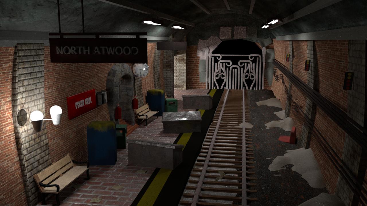 3D environment