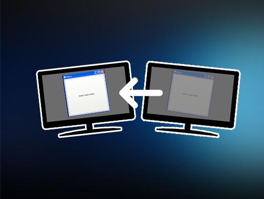 Desktop Runtime Monitor Switch