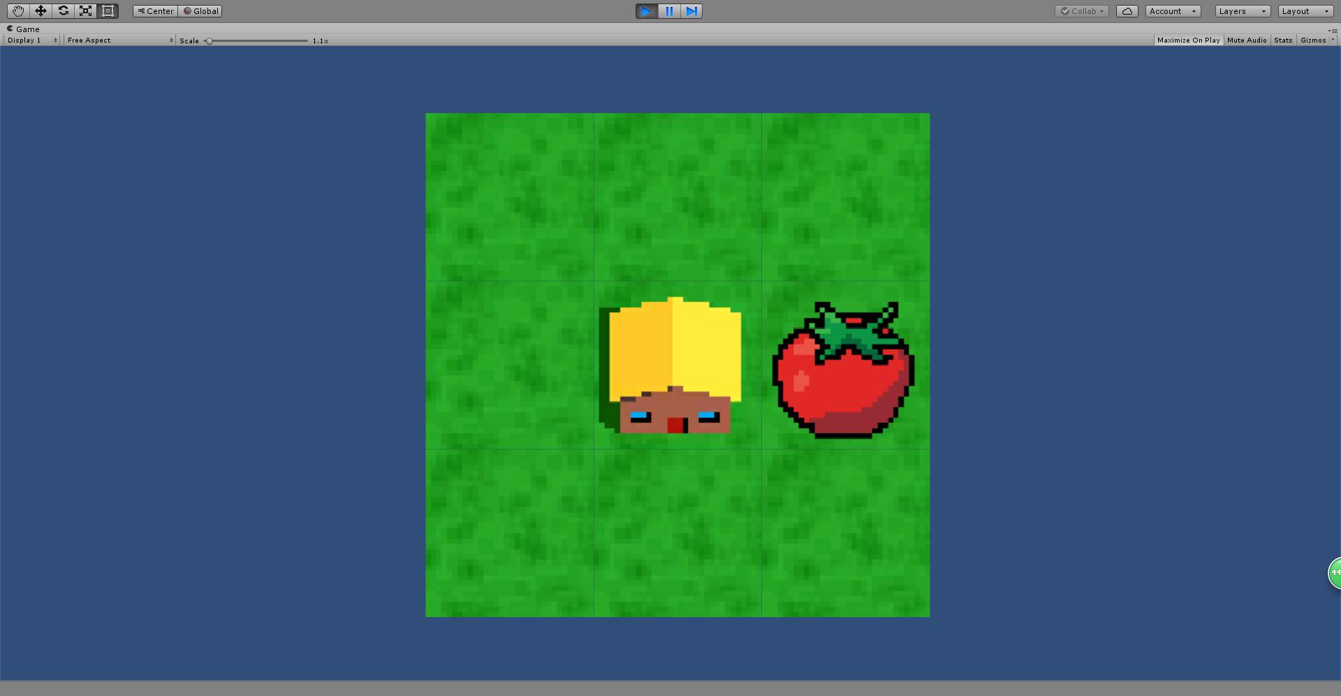 Farmer vs Malwart prototype