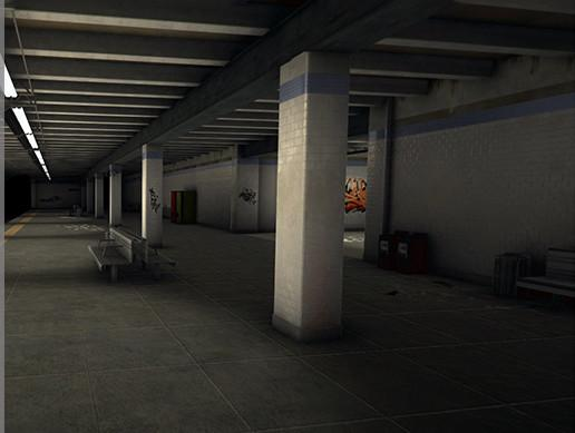 Subway Station Vol2