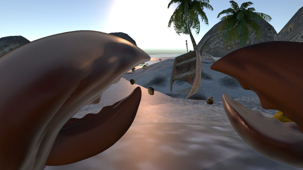 Sea Shell Scuttle