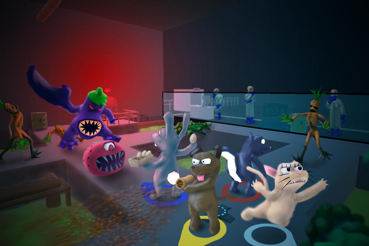 Horrifying Experiments?
