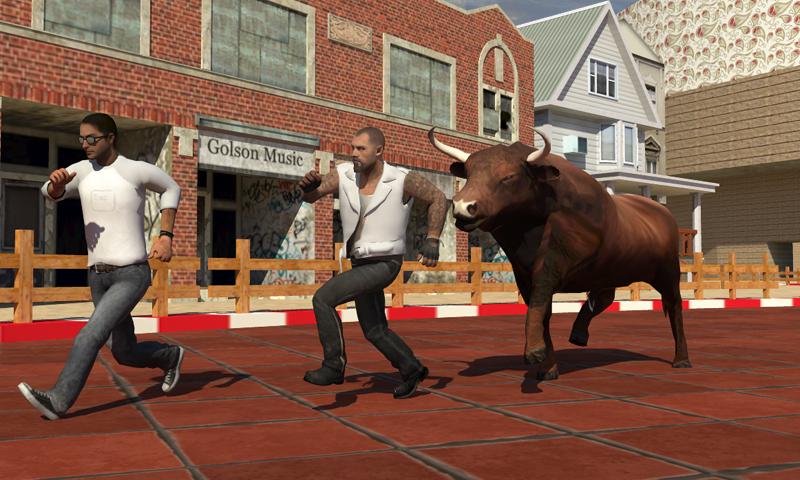 Angry Bull Arena 2016