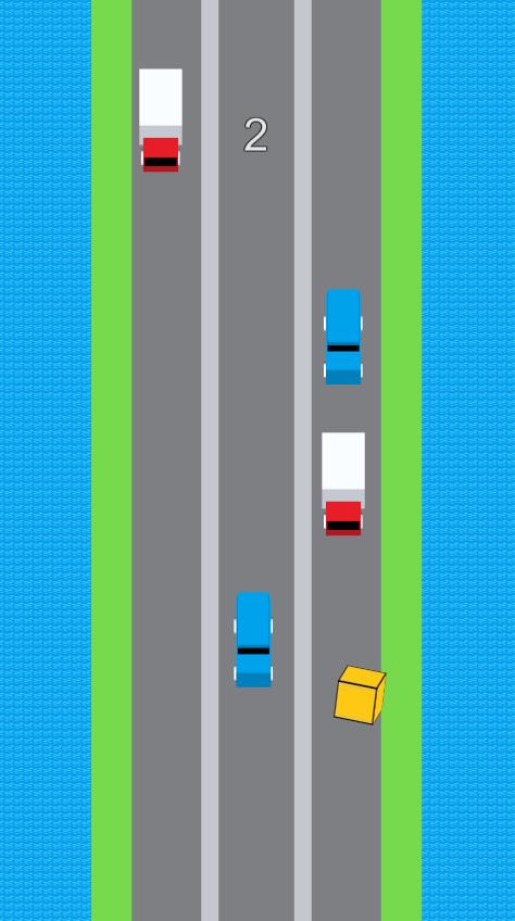 Cube Road