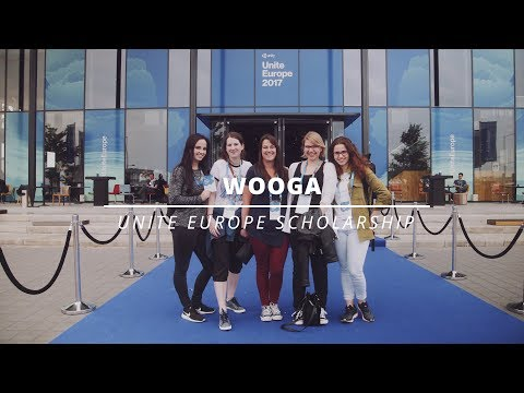 Wooga's UNITE Scholarship 2017