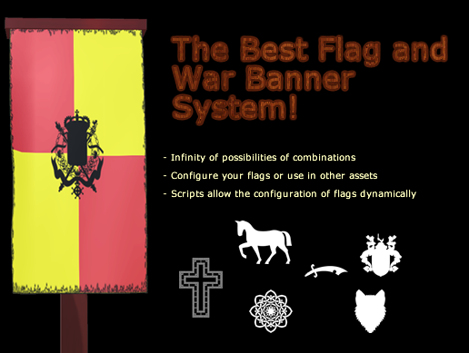 The Best Flag and War Banner System