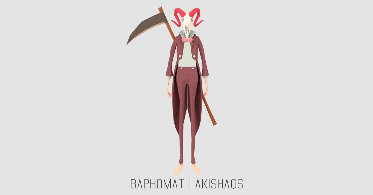Baphomet | Stylized Character