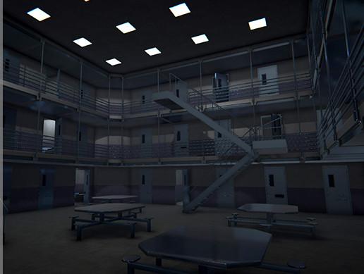 Prison Interior Vol2