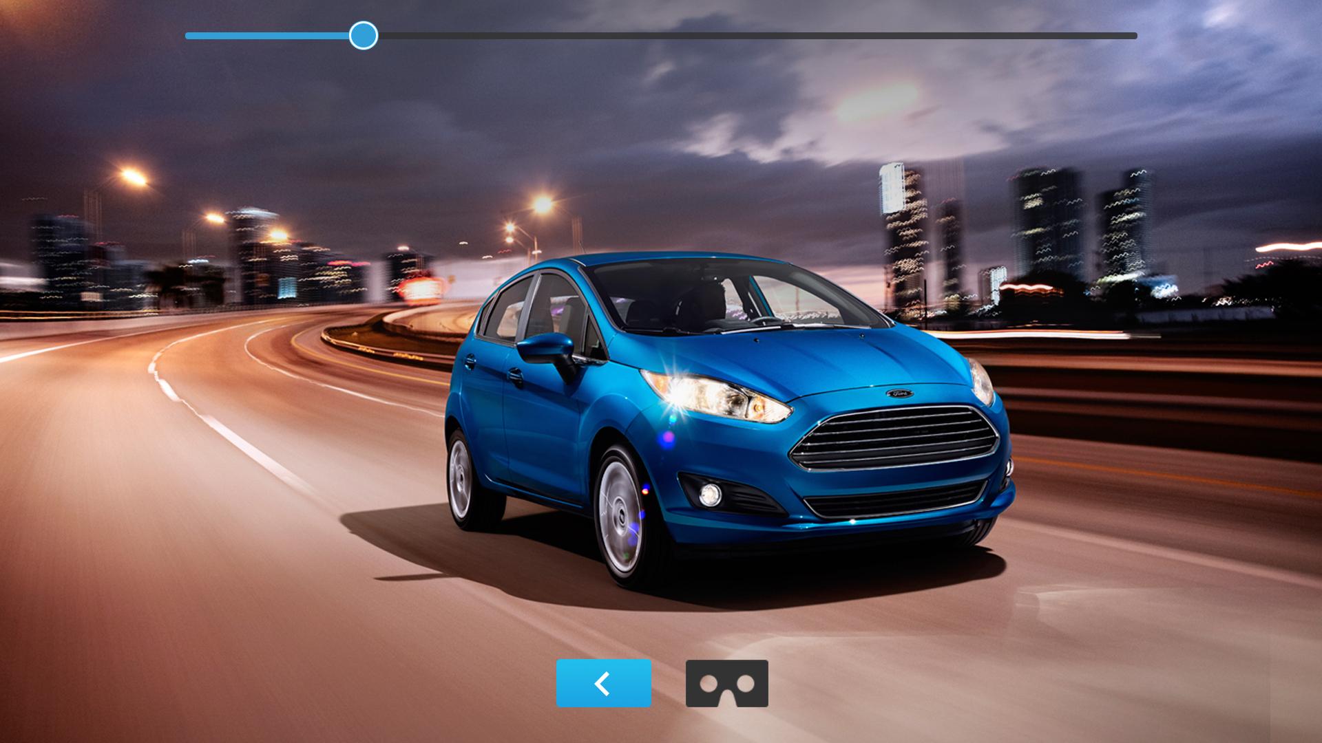 Ford Fiesta VR