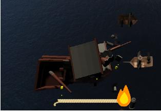 Pirate Rammer!