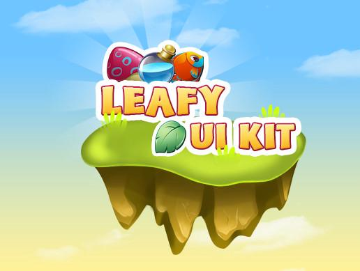 Leafy UI Kit