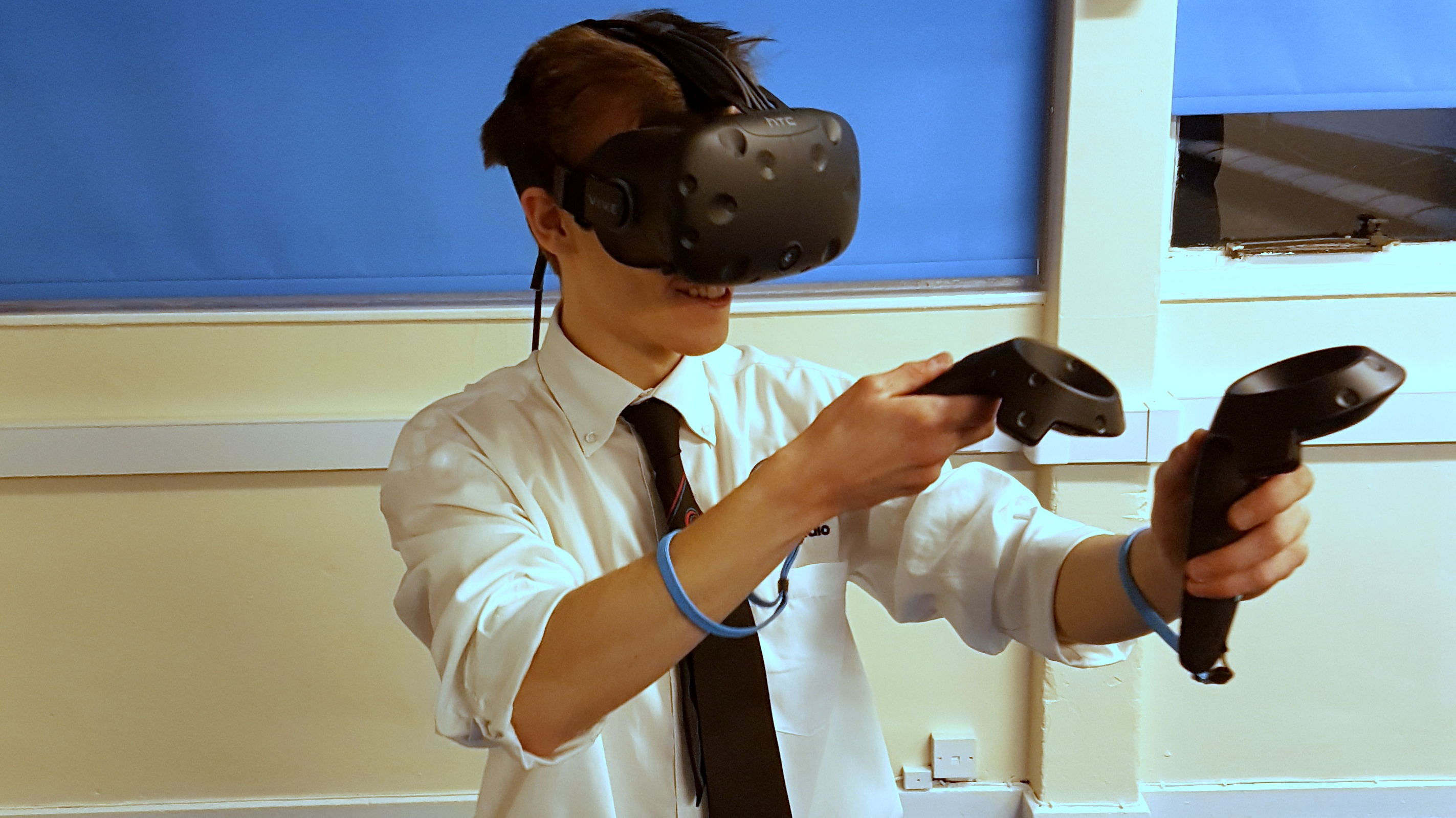 The now of VR