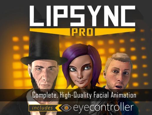 LipSync Pro