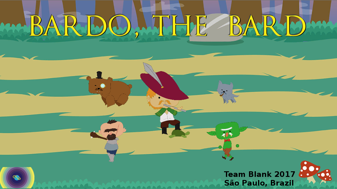 Bardo, the bard (GGJ 2017)