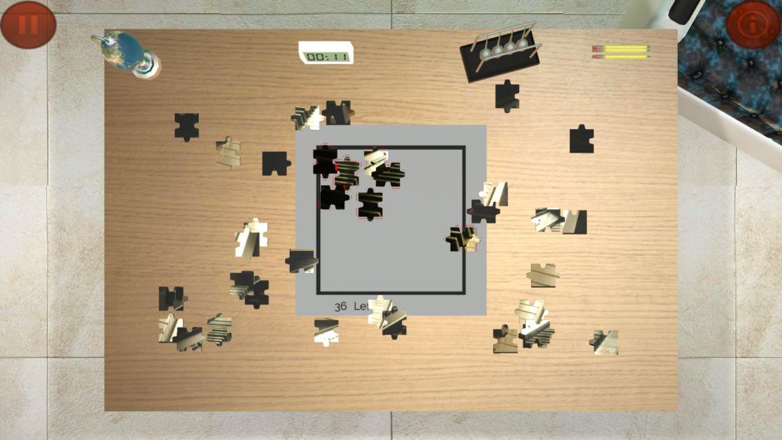 Jigsaw 3D