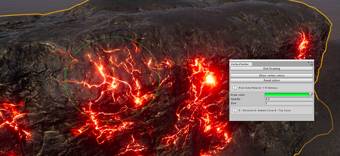 L.V.E - Lava & Volcano Environment介绍